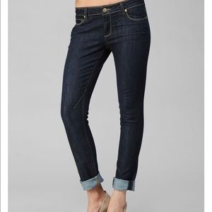 Paige Troy Boy {Caroline} Dark Wash Jeans Size 30